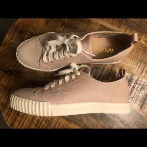 Mia tenni shoes - blush color - beautiful!